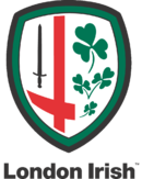 Logo du London Irish