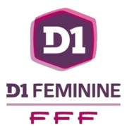 Description de l'image Logo D1 Féminine Football 2012.png.