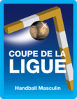 Description de l'image Coupe de la ligue de handball masculin France logo.png.