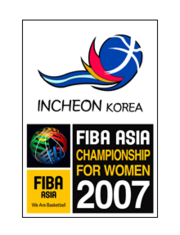 Description de l'image  FIBA Asia Championship for Women 2007.png.