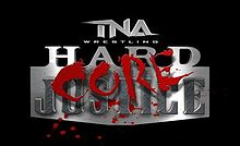 Logo officiel d'Hardcore Justice 2011