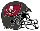 Description de l'image Buccaneers de Tampa Bay casque.png.