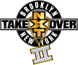 NXT Takeover Brooklyn II - Logo.png