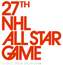 Description de l'image NHL All-Star game 1974.png.