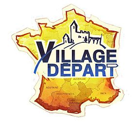 Image illustrative de l'article Village Départ