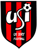 Logo du US Ivry Football