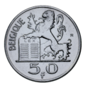 Coin BE 50F Mercury rev FR 74.png