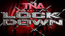 Logo officiel de Lockdown 2011