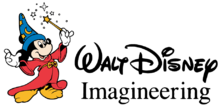 logo de Walt Disney Imagineering