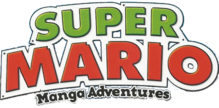 Image illustrative de l'article Super Mario: Manga Adventures