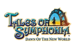 Tales of Symphonia Dawn of the New World Logo.png