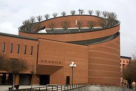 La cathédrale de la Résurrection en 2010.