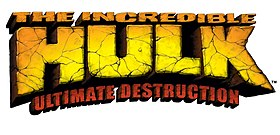 Image illustrative de l'article The Incredible Hulk: Ultimate Destruction