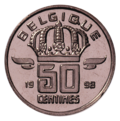 Coin BE 50c Miner rev FR 78.png