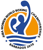 Description de l'image  2010 Women AIBA World Boxing Championships Logo.jpg.