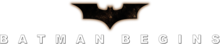 Description de l'image  Logo Batman Begins.png.