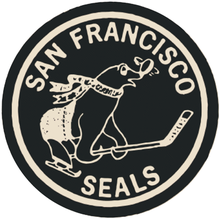 Description de l'image Logo Seals de San Francisco 1962-1966.png.