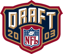 alt=Description de l'image 2003 NFL Draft.png.