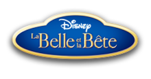 Description de l'image La Belle et la Bête (film, 1991) Logo.png.