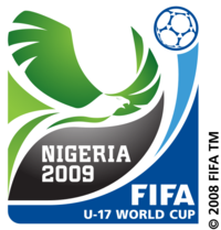 Logo de la Coupe du monde de football des moins de 17 ans 2009