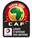 Logo officiel de la CAN 2017