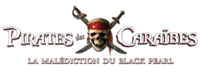 Pirates des Caraïbes La Malédiction du Black Pearl Logo.png