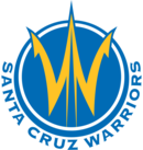 Logo du Warriors de Santa Cruz