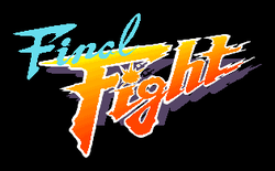 Logo de Final Fight