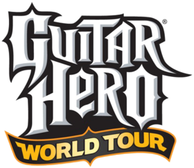 Image illustrative de l'article Guitar Hero: World Tour