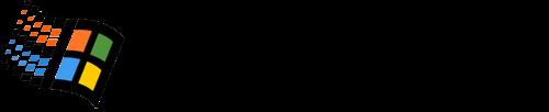 Windows 95 logo