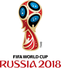 alt=Description de l'image FIFA World Cup 2018 Logo.png.