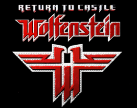 Logo de Return to Castle Wolfenstein.