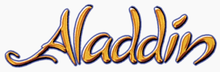 Description de l'image Aladdin (film, 1992) Logo.png.