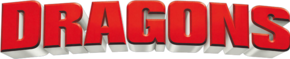 Description de l'image Dragons (film, 2010) Logo.png.