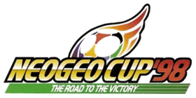 "(TOPIC UNIQUE) LES TOURNOIS ""FIGHTCADE"" - Page 4 280px-Neo_Geo_Cup_98_The_Road_to_the_Victory_Logo"