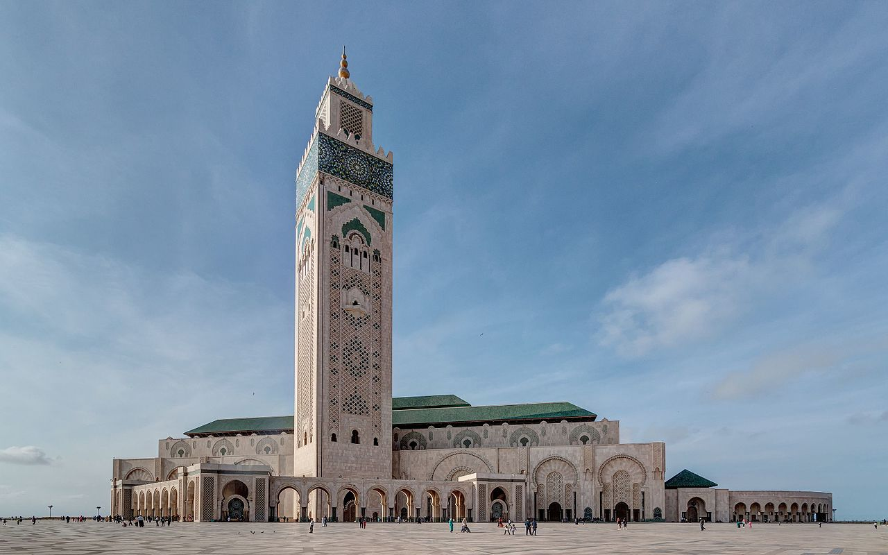 Fichier mosqu e hassan ii 2016 04 wikip dia for Mosquee hassan 2 architecture