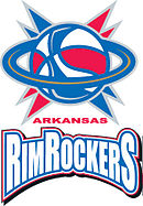 Logo du RimRockers de l'Arkansas