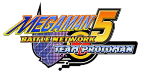 image illustrative de l'article Mega Man Battle Network 5
