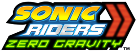 Image illustrative de l'article Sonic Riders: Zero Gravity