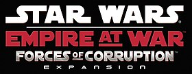 Image illustrative de l'article Star Wars: Empire at War - Forces of Corruption