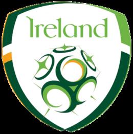 Groupe E [Italie - Suède - Irlande - Belgique] 260px-Ireland_Football_Team_Badge