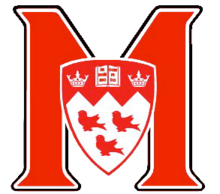 Description de l'image McGill SportTeam Logo.png.