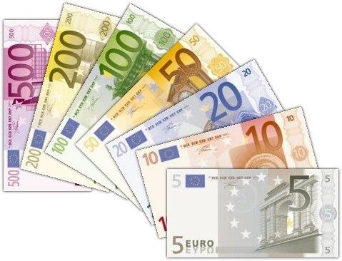 Bancnótaí euro