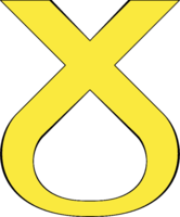 Scotish National Party Ribbon.png