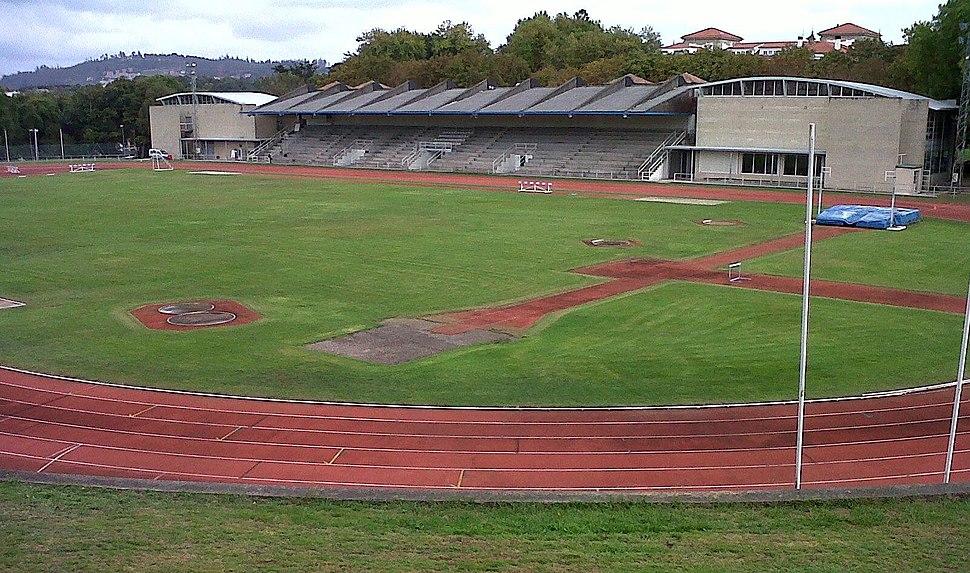 Estadio de Atletismo da Universidade de Santiago de Compostela