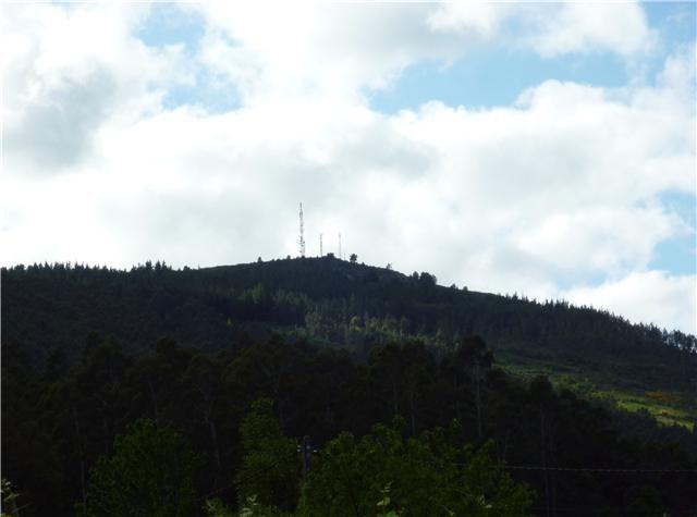 Monte de San Nomedio, As Neves.