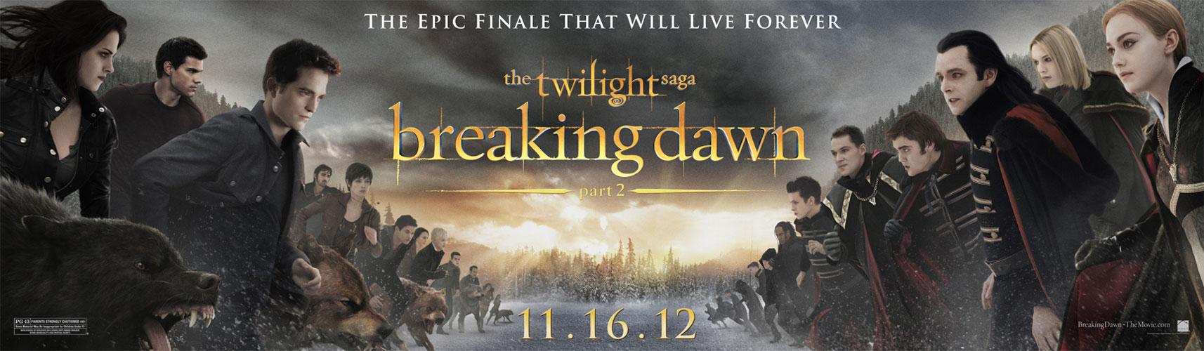 ����the twilight saga breaking dawn � part 2 poster 1