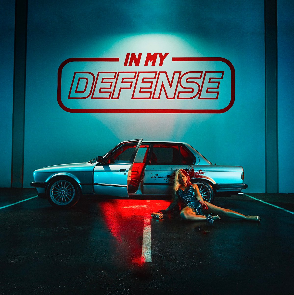 תוצאת תמונה עבור ‪iggy azalea in my defense album cover‬‏