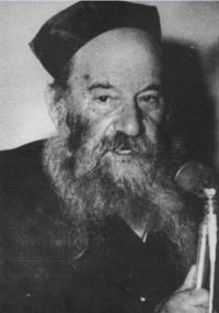 הרב גרשון חן