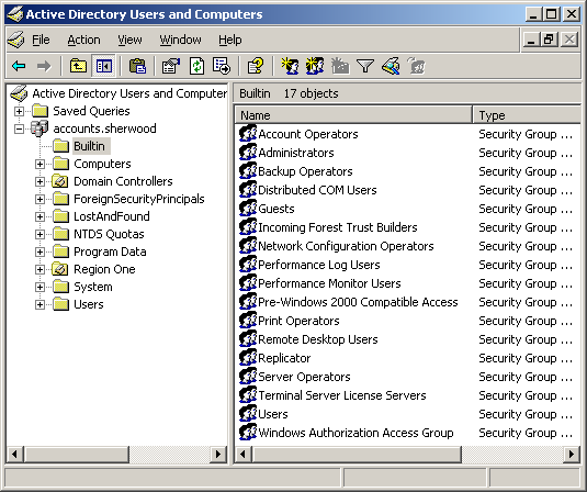 how to create ou in active directory